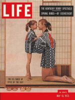 Life Magazine, May 16, 1955 - Styles of Orient