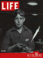 Life Magazine, May 17, 1943 - Industry's boypower