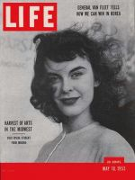 Life Magazine, May 18, 1953 - Arts in Midwest