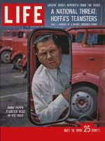 Life Magazine, May 18, 1959 - Jimmy Hoffa