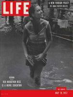 Life Magazine, May 19, 1952 - Starlet Kerima