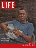 Life Magazine, May 19, 1961 - Alan Shepard