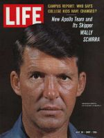 Life Magazine, May 19, 1967 - Astronaut Wally Schirra