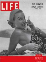 Life Magazine, May 21, 1951 - Hot-weather styles, fashion