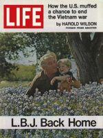 Life Magazine, May 21, 1971 - Lyndon B. Johnson back home