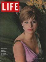 Life Magazine, May 22, 1964 - Barbra Streisand