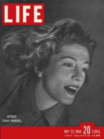 Life Magazine, May 23, 1949 - Sarah Churchill