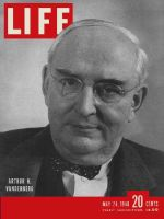 Life Magazine, May 24, 1948 - Senator Vandenberg