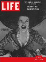 Life Magazine, May 24, 1954 - Kaye Ballard
