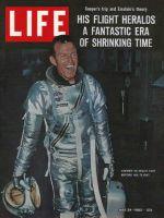 Life Magazine, May 24, 1963 - Astronaut Gordon Cooper