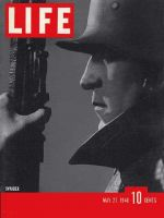 Life Magazine, May 27, 1940 - German invader