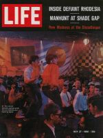 Life Magazine, May 27, 1966 - Discotheque