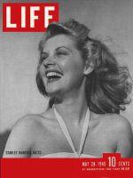 Life Magazine, May 28, 1945 - Barbara Bates