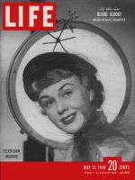 Life Magazine, May 31, 1948 - Television ingenue Kyle MacDonnell