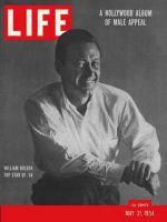 Life Magazine, May 31, 1954 - William Holden