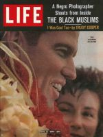 Life Magazine, May 31, 1963 - Gordon Cooper is welcomed home