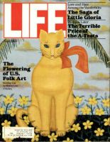 Life Magazine, June 1, 1980 - Folk Art, Cat