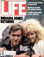 Life Magazine, June 1, 1984 - Indiana Jones, Harrison Ford