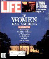 Life Magazine, June 1, 1992 - Women In Politics