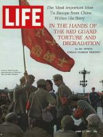 Life Magazine, June 2, 1967 - China's cultural Red Guards