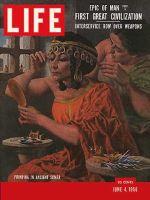 Life Magazine, June 4, 1956 - Civilization
