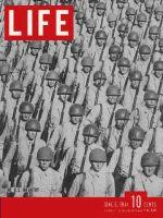 Life Magazine, June 5, 1944 - U.S. infantry