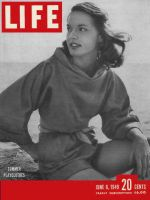 Life Magazine, June 6, 1949 - Woman in Shorts and tops