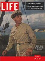 Life Magazine, June 6, 1955 - Henry Fonda