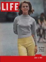 Life Magazine, June 6, 1960 - Lee Remick
