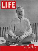 Life Magazine, June 7, 1948 - Fashion T-shirts