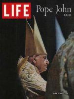 Life Magazine, June 7, 1963 - Death of Pope John XXIII