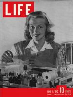 Life Magazine, June 8, 1942 - Nurse's aide