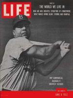 Life Magazine, June 8, 1953 - Roy Campanella