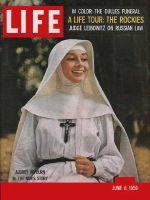 Life Magazine, June 8, 1959 - The Nun's Story
