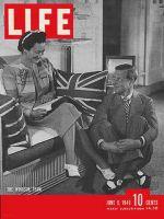 Life Magazine, June 9, 1941 - The Windsors