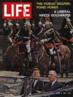 Life Magazine, June 9, 1961 - John F. Kennedy in Paris