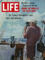 Life Magazine, June 9, 1967 - Sir Francis Chichester