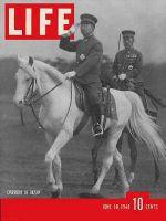 Life Magazine, June 10, 1940 - Emperor Hirohito