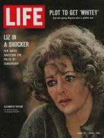 Life Magazine, June 10, 1966 - Elizabeth Taylor