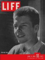Life Magazine, June 11, 1945 - Teenage boys