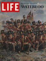 Life Magazine, June 11, 1965 - Waterloo
