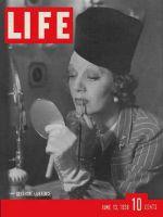 Life Magazine, June 13, 1938 - Getrude Lawrence
