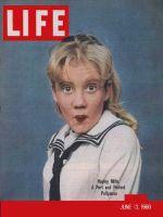 Life Magazine, June 13, 1960 - Hayley Mills