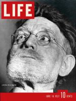 Life Magazine, June 14, 1937 - U.S. Senator Lewis