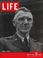 Life Magazine, June 15, 1942 - General Stilwell