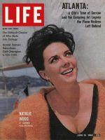 Life Magazine, June 15, 1962 - Natalie Wood