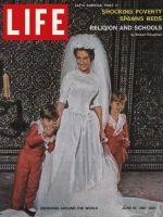 Life Magazine, June 16, 1961 - Weddings worldwide
