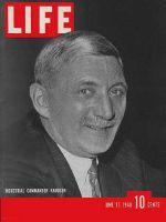 Life Magazine, June 17, 1940 - GM's Knudsen