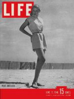 Life Magazine, June 17, 1946 - Play dresses