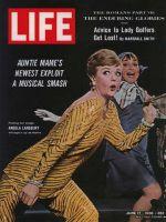 Life Magazine, June 17, 1966 - Angela Lansbury